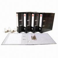 Buy cheap Marble Lever Arch File Folders/High Grade Hardware Fittings with Marble Paper Cover  from wholesalers
