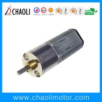 Buy cheap Multi Ratio Spur Gear Reducer Motor CL-G12-FN30 For Electric Lock And Precise product