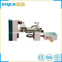 Buy cheap STYLECNC mini CNC wood lathe turning machine for woodcraft with good price for sale from wholesalers