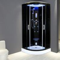 Buy cheap Large Corner Steam Shower Units , Hydrotherapy Shower Enclosures With Jets from wholesalers