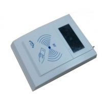 Buy cheap 50mm Contactless Chip Card Reader , USB 1.1 Card Reader 12Mbps from wholesalers