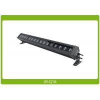 LED Bar Outdoor 16×10W Quadcolor RGBW 4in1, Four Sections Control Manufactures