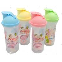 Buy cheap 400ML Thermos Non BPA Insulated Kids Plastic Promotional Water Bottles For Schools from wholesalers