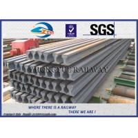 Buy cheap Light Steel Crane Rail / Overhead Crane Track , GB11264-89 Standard from wholesalers