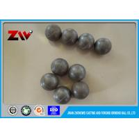Buy cheap Industrial Cement Plant hot rolling 2 inch steel ball for mining or grinding from wholesalers