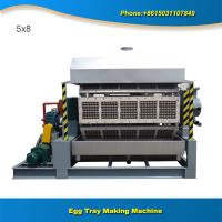 Buy cheap Full automatic paper pulp moulding machine for egg tray from wholesalers