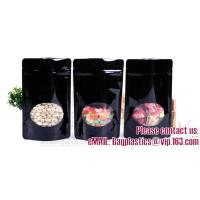 Wholesale Quad Sealed Bags, Cookie packaging, Tea pack, Coffee pack, Oil packaging, Juice pack from china suppliers