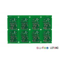 Wholesale TG150 2 Layers High TG PCB Board HASL Surface Treatment For Safety Inductor from china suppliers