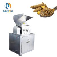 Buy cheap SS304/316 Ginger Crusher Machine Spices Cinnamon Turmeric Granules Making Machine from wholesalers
