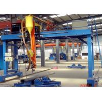 Buy cheap Gantry Type Auto Light Pole Welding Machine For High Mast Main Motor Power 10KW from wholesalers