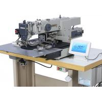 Buy cheap Decorative Stitches Sewing And Embroidery Machine, Flat Bed Zigzag Stitch Machine from wholesalers