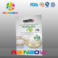 Buy cheap Muffin Mix Snack Bag Packaging / Plastic Pouches for Yummy  Pastry from wholesalers