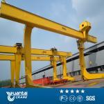 Buy cheap Yuantai construction mechinary from china gantry crane 30ton from wholesalers