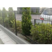Buy cheap Powder Coated Welded Mesh Fencing Anti Corrosion For Recreational Sites from wholesalers