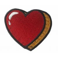 Buy cheap Clothing Fabric Custom Velcro Patches Hook And Loop Patches product