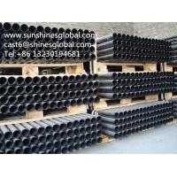 ASTM A888 Hubless Cast Iron Soil Pipes/ASTM A888 Cast Iron Sewer Pipe Manufactures