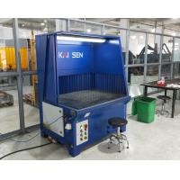Wholesale Industrial Downdraft Table With Semi-Self-Cleaning Polishing And Grinding Dust Extraction from china suppliers