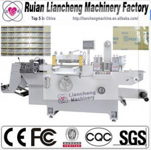 Wholesale die cutting machines and rotary die cutting and slitting machine from china suppliers