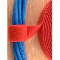 Buy cheap One wrap Back to back velcro cable tie strap from wholesalers