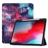 Buy cheap iPad Pro 11 Smart Case with Pencil Holder Leahter iPad Pro 11 2018 Cover from wholesalers