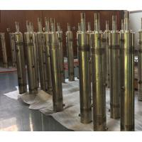 Buy cheap Custom Made 316 Stainless Steel Small Hydraulic Cylinder For Garbage Truck Excavator from wholesalers