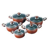 Buy cheap Aluminum Non-stick Cookware Pot from wholesalers