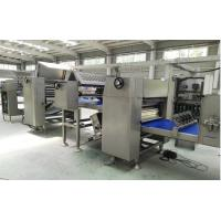 Buy cheap Auto - Proofing Pita Production Line With Gas Fuel Tunnel Oven , Pita Bread Maker Machine from wholesalers