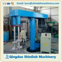 Quality Double shaft High Speed Dispersing Mixer, High Shear Mixer, Dissolver Mixer, High Speed Mixer for sale