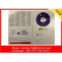Buy cheap 2019 Sealed Windows 10 Pro Retail Box Full Package With DVD Or USB Flash Drive from wholesalers