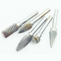 Buy cheap Double Cut Carbide Burr Set Power Tool Parts With Multi Functions from wholesalers