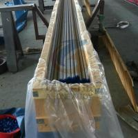 ASME SA268 TP446-1/TP446-2 UNS S44600 stainless steel seamless pipe Manufactures