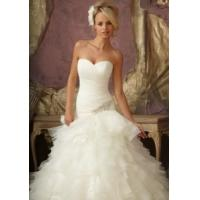 China 2014 Summer Tulle Ball Gown Wedding Bridal Dress Manufactures