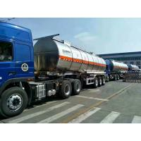 Buy cheap fuel tanker trailer or fuel tank trailer for sale from China from wholesalers