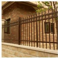 Buy cheap Q235 Steel Tubes Villa Fence Powder Coated Square Post 60*60*2mm Highly Safe from wholesalers