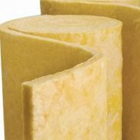 Buy cheap Glass wool blanket, easy to handle and install from wholesalers