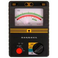 Buy cheap Portable Clamp Digital Insulation Resistance Tester 6V DC Power Supply from wholesalers
