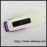 Buy cheap EM4100& Compatibility RFID USB Disk Reader from wholesalers