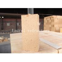 Buy cheap Industry Fire Resistant Chamotte Bricks , fireplace refractory panels from wholesalers