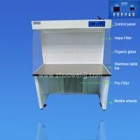 Buy cheap Corrosion Resistant Horizontal Clean Bench Laminar Flow Cabinet With Stainless Steel Surfa from wholesalers