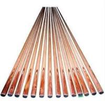 Buy cheap 80 inch 25oz professional handmade steve davis / dufferin pool dunns snooker peradon cues from wholesalers