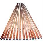 Buy cheap personalised 62 inch 24 oz Ebony wood maple pool snooker peradon john parris cues   from wholesalers