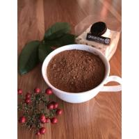 Wholesale 99.5%Min Fineness Alkalized Cocoa Powder , HALAL Cocoa Powder 25kg AF02-G from china suppliers