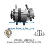 Buy cheap A2T01783 A2T10083 - MITSUBISHI Alternator 12V 65A Alternadores from wholesalers