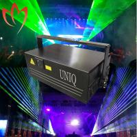 Wholesale 637nm Red Laser Stage Light 15W RGB 50 / 60Hz With Scan-Fail Circuit from china suppliers