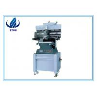 Buy cheap LED Bulb PCB Semi Auto Screen Printer 1400mm Length With 850±20mm Platform Height from wholesalers