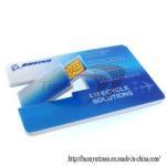 Buy cheap Real Capacity USB Card, Credit Card USB Flash, Slim Card USB (C-USB159) from wholesalers