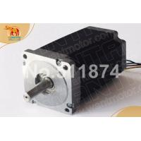 Buy cheap Best Selling! Wantai Nema 34 Stepper Motor WT86STH118-6004A 1232oz-in 5.6A 118mm CNC Foam Laser Plasma Engraving from wholesalers
