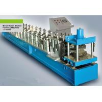 Buy cheap Metal Industrial Roller Shutter Door Cold Roll Forming Machine High Efficiency from wholesalers