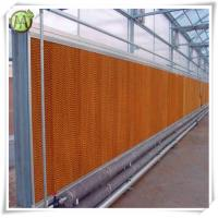 Buy cheap 7090 plastic honey comb evaporative cooling pad for air cooler poultry farm and greenhouse from wholesalers