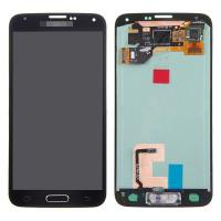 Buy cheap For Samsung Galaxy S5 SM-G900/G900A/G900V/G900P/G900R4 LCD and Digitizer Assembly with Home Button - Black - Grade A+ from wholesalers